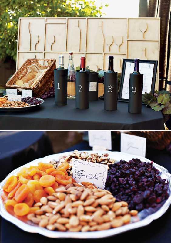 vinnaya-svadba-3 В начале осени организуем винную свадьбу по всем французским традициям