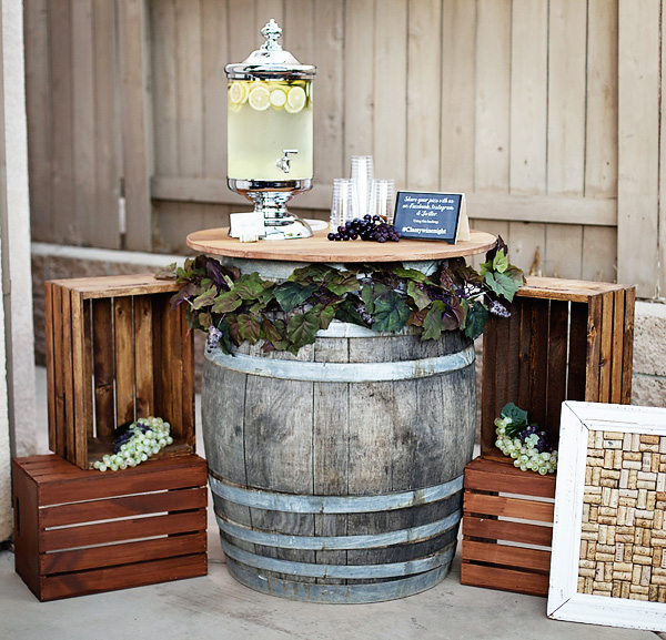vinnaya-svadba-5 В начале осени организуем винную свадьбу по всем французским традициям
