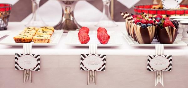 vintazh-i-modern-v-svadebnom-Kende-Bare-91 Кэнди бар на свадьбу- более 100 идей и решений