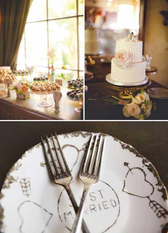 vintazhnaya-romantika-svadby-9 Алгоритм подготовки к проведению выездной свадьбы в винтажном стиле.