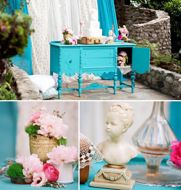 vintazhnaya-rozovo-golubaya-svadba-3 Винтажная свадьба в розово-голубом цвете подбираем декор для выездной церемонии
