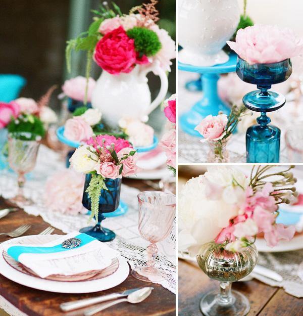 vintazhnaya-rozovo-golubaya-svadba-7 Винтажная свадьба в розово-голубом цвете подбираем декор для выездной церемонии