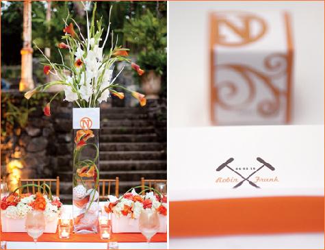 yarkaya-ryzhaya-svadba-2 Яркая рыжая свадьба - заряд бодрости и позитива в любую погоду