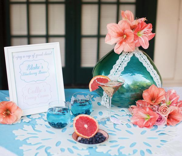 zimnyaya-svadba-letom-4 Удивительный вариант проведения свадьбы зимний стиль в летний период года