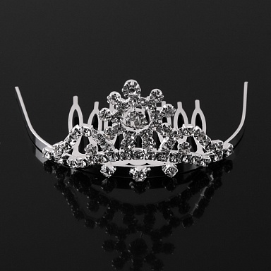 diadema-greben-prelest-229 Свадебные прически от А до Я+ бонус-300 идей
