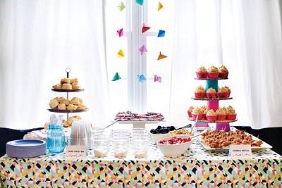 geometriya-v-dekore-svadby-4 Декор свадьбы: секреты и советы по декорированию свадебных торжеств