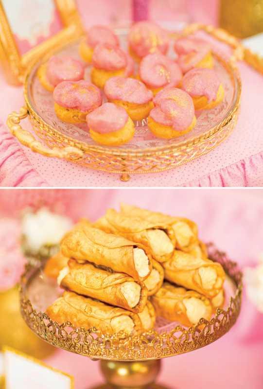 kendi-bar-dlya-printsessy-na-devichnik-5 Розовой Кенди Бар для девичника, специально для тех невест, которые считают себя невестами