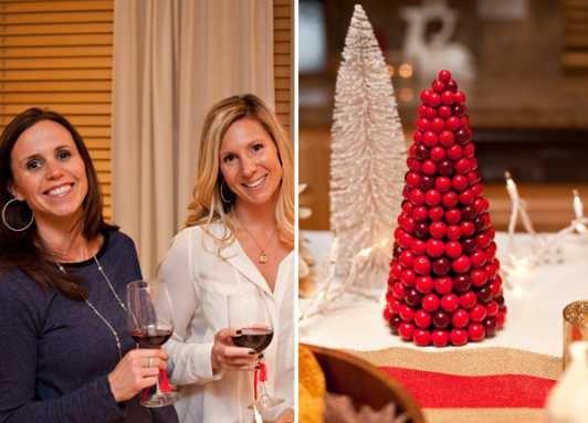 Готовимся заранее к девичнику в канун нового года, как организовать супер вечеринку