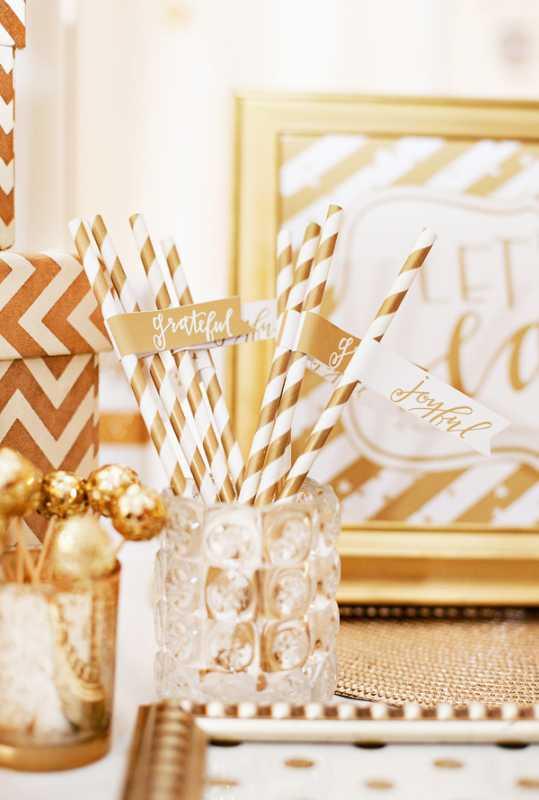 zolotoj-kendi-bar-na-svadbe-5 Богатство и роскошь золотого Кенди Бара на свадьбе, чем удивить гостей