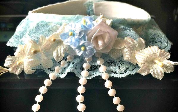 1-golubaya-podvyazka-nevesty Что-то старое, что-то новое, что-то заимствовал, и что-то голубое сочетаем в свадебной подвязке