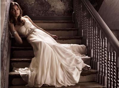 Коллекция свадебных платьев от Jenny Packham для невесты и ее подружек