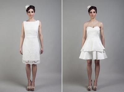 Коллекция свадебных платье от Tobi Hannah, прекрасный вариант для рустиковой свадьбы