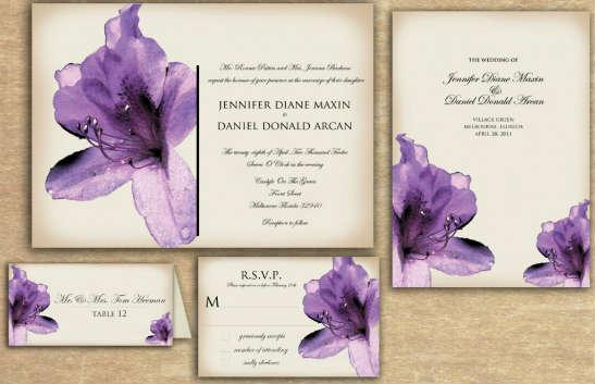 Свадебные приглашения, какие есть варианты и возможности