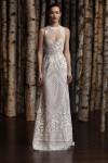 Naeem-Khan3-100x150 Свадебные платья с иллюзией декольте